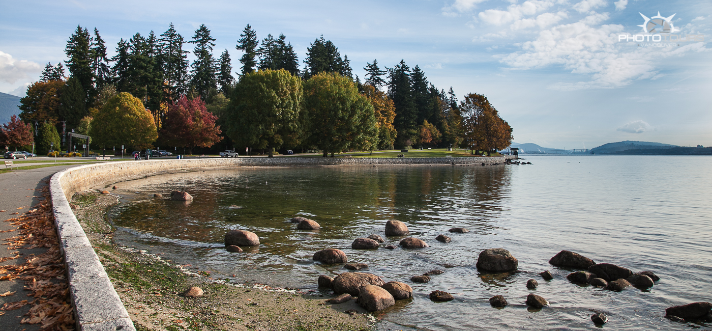 Photo Tour of Stanley Park, Vancouver by Aura McKay