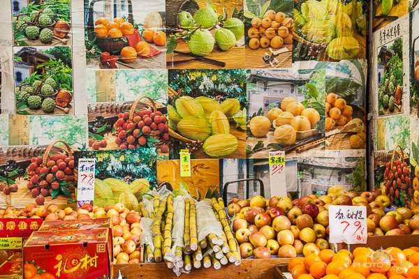Photo Tours Vancouver Chinatown vegetable market by Aura McKay